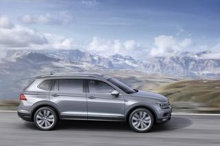 VW Tiguan Allspace - Marktstart für den Großen