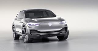 VW I.D. Crozz   - Der Dritte im Bunde