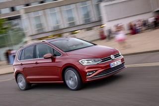 VW Golf Sportsvan - Frisch gemacht