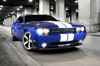 Dodge Challenger SRT8 392 - Vorhut einer neuen Power-Generation