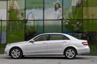 Mercedes E-Klasse: Chinesen lieben es lang