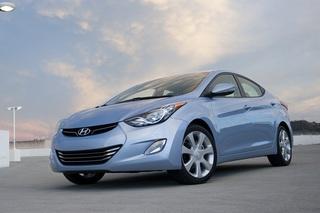 Hyundai Elantra - Mittelklasse für Amerika