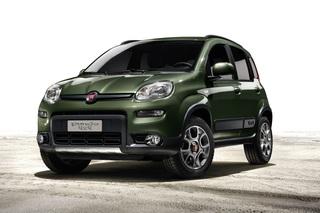 Fiat Panda 4x4 - Offroad-Zwerg in Neuauflage