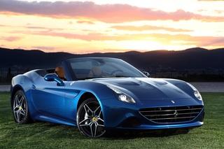Ferrari California T - T wie taufrischer Turbo