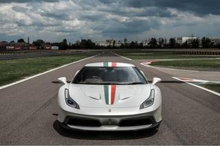 Ferrari 458 MM Speciale - Sehr, sehr speziell