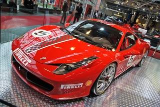 Ferrari 458 Challenge - Extreme Herausforderung