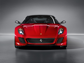 Ferrari 599 GTO: Schnellster Straßen-Ferrari