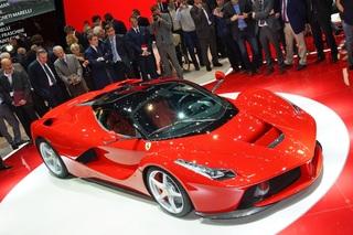 Ferrari LaFerrari - Comeback für Erdbebenopfer