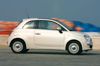 Fiat 500 - Ledersitze gratis