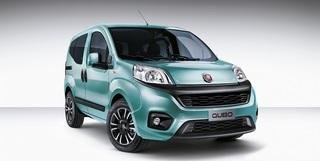 Fiat Qubo Facelift - Grinse-Kasten