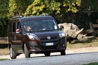 Fiat Doblo T-Jet - Sparen und Schweigen