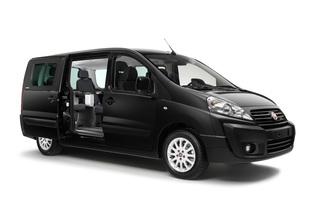 Fiat Scudo Modular - Clever schieben