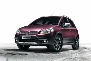 Fiat Sedici - Getunte Preisliste