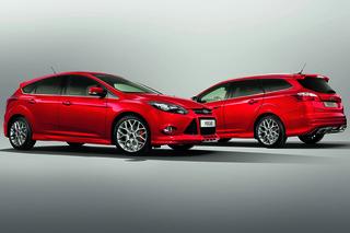 Ford Focus Ecoboost S - Limitiertes Sondermodell