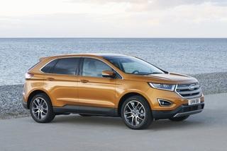 Ford Edge - Neues SUV-Flaggschiff (Vorabbericht)