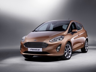 Ford Fiesta - Start ab 13.000 Euro