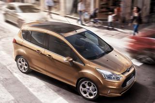 Ford B-Max - Weniger Zylinder, mehr Flexibilität