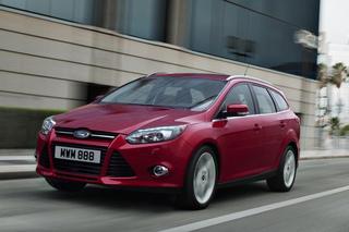 Ford Focus Turnier - Mehr Tempo im Turnier