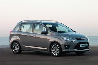 Ford C-Max - Mini-Benziner für den Kompakt-Van