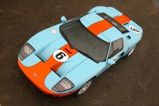 US-Supersportler - Comeback für Ford GT