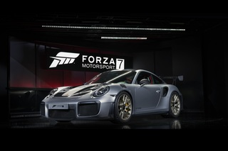 Porsche GT2 RS     - Premiere auf der Gaming-Show