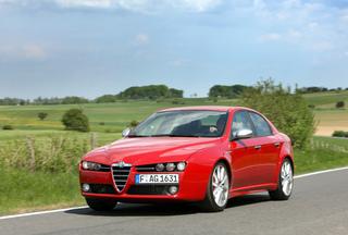 Günstiger Schönling: Alfa Romeo 159 mit Preisvorteilen