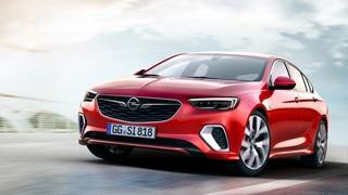 Opel Insignia GSi  - Rüsselsheimer Sportlimousine