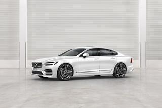 Volvo S90/V90 D5 von Heico Sportiv - Mehr Diesel-Power für den lang...