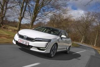 Honda will aufholen   - Zwei neue E-Autos in 2018
