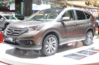 Honda CR-V - Neue Generation mit gesunkenen Preisen