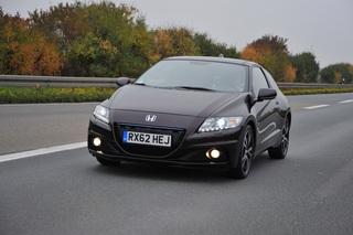 Honda CR-Z - Der Spaß-Booster (Kurzbericht)