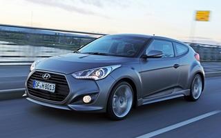 Hyundai Veloster Matt Finish - Ein Exot verabschiedet sich