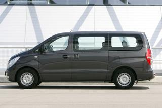 Hyundai H-1 - Einstiegs-Diesel wird sparsamer
