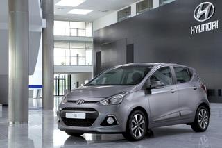 Hyundai i10 - Der Größte unter den Kleinsten (Vorabbericht)