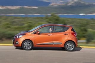 Neuer Hyundai i10  - Starthilfe per Sondermodell