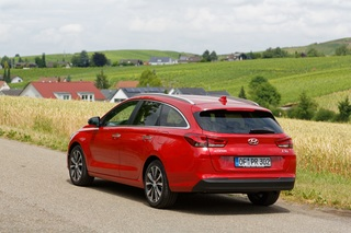 Fahrbericht: Hyundai i30 Kombi - Den Platzhirsch im Visier
