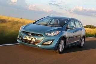 Hyundai i30 - Verbesserte Sicht fürs neue Modelljahr