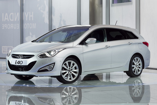 Hyundai i40 - Neustart in der Mittelklasse