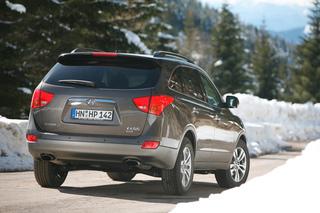 Hyundai ix55 - Weniger CO2, dafür mehr Kohle