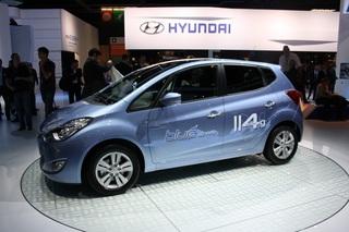 Hyundai ix20 - Anschluss an den Klassenprimus (Kurzfassung)
