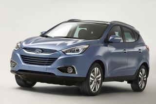 Hyundai ix35 - Neuer Motor fürs neue Modelljahr