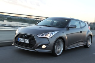 Hyundai Veloster - Turbo-Power für den Korea-Scirocco