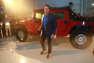 Elektro-Hummer von Kreisel  - Terminators Top-Tipp
