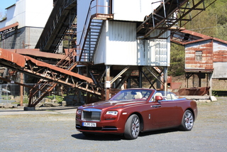 Test: Rolls-Royce Dawn - Sternenhimmel unplugged