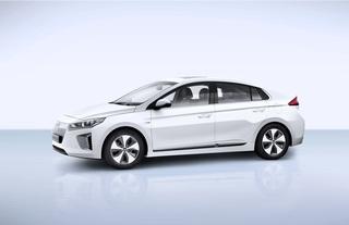 Fahrbericht: Hyundai Ioniq Elektro - Auffällig, aber nicht schrill