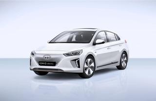 Hyundai Ioniq Elektro - Paddelnd durch die Stadt (Kurzfassung)
