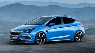Irmscher tunt den Opel Astra - Ein Hauch von OPC