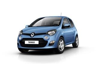 Renault iTwingo Sondermodell - Smartphone auf Rädern
