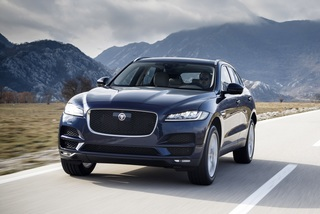 Jaguar XE, XF und F-Pace - Kleine Hightech-Kur
