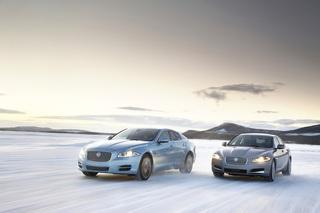 Jaguar XF und XJ - Neuer Basisbenziner und Allradantrieb